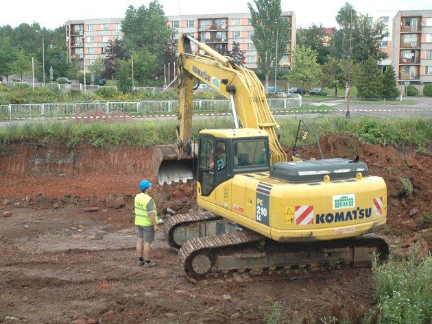 Stavba domova důchodců začala
