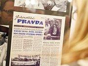 Václav Havel v dobovém tisku.