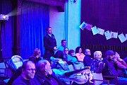 Noc venku v Trutnově, listopad 2017
