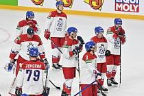 Čeští hokejisté se mistrovství světa vrací znovu bez medaile.
