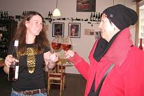 Svatomartinské víno ve Vinotéce mezi řádky