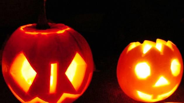Ilustrační foto - Halloween