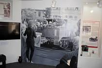 Muzeum připomíná plíživou kontrarevoluci v Semilech 1968.