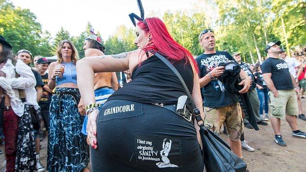 Světový festival extrémní hudby a obscénností v Trutnově