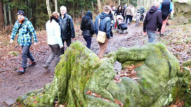 BRAUNŮV BETLÉM je unikátní sochařsko krajinářský areál a letošní konec prosince je vcelku ideální dobou k návštěvě třeba i pro celé rodiny.