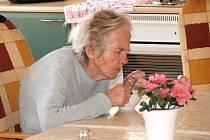 ZABRÁNÍ VYSOKÝM TEPLOTÁM. Nová klimatizace má pomoci klientům Diakonie, kteří trpí Alzheimerovou nemocí, především v letním období, kdy seniory trápi vedro.