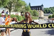 Janské Lázně hostily Světový pohár v horském půlmaratonu. Mezi ženami vyhrála Joyce Njeru z Keni.