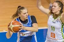 Mezi opory trutnovské Lokomotivy by měla patřit Anna Rylichová, která si letos zahrála v národním týmu mistrovství Evropy U20.