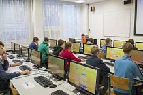 Informatiku žáci vyzkouší ve finále.