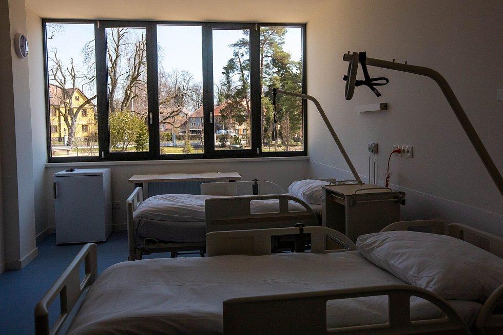Ve Dvoře Králové vzniklo jedno z nejmodernějších zdravotnických zařízení dlouhodobé lůžkové péče se 160 lůžky.