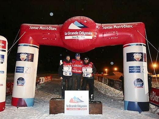 VLČICKÝ MUSHER si vede na letošní La Grande Odyssée v savojských Alpách opět skvěle. Po sedmé etapě byl na celkově třetím místě, o umístění na bedně svádí poslední boje.