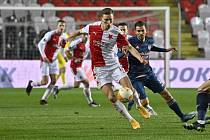 Fotbalová Slavia se loučí s pohárovou Evropou. Za odvetou s Arsenalem se ohlédla šestice mužů s píšťalkou.