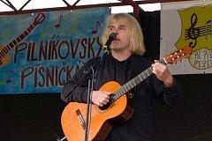 Šestý ročník minifestivalu Pilníkovský písničkář.