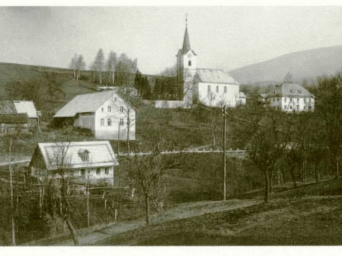 Kostel v Rudníku