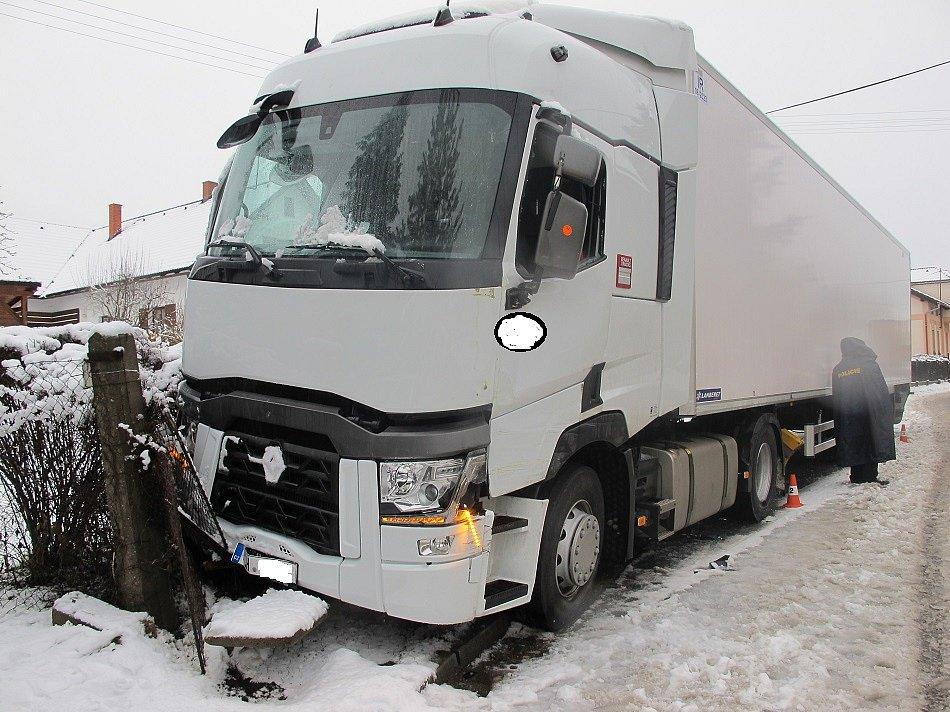 Dopravní komplikace na Trutnovsku
