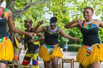 V Safari Parku po festivalu pokračuje Africké léto.