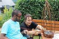 Cizinci i Češi se v Domě pod Jasanem učí tradicím