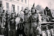 Pro Libňatov skončila válka 10. května 1945
