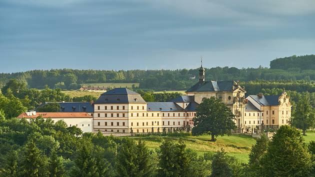 Barokní areál Hospitálu Kuks letos navštívilo 77 tisíc lidí.