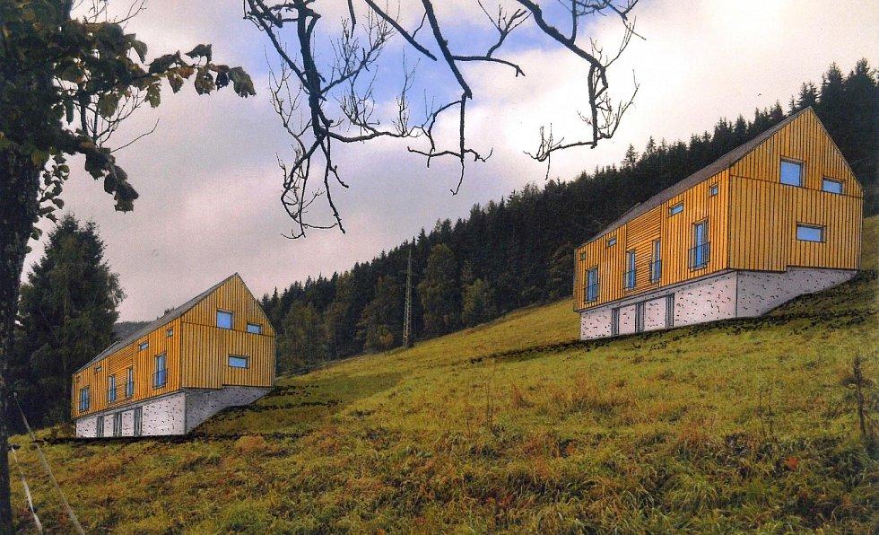 Radnice v Peci pod Sněžkou postaví ve Velké Úpě čtyři domy s dvanácti byty pro mladé místní rodiny.