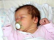 MAGDALÉNA MLYNÁŘOVÁ se narodila 30. října v 4.28 hodin Šárce Behrové a Jaroslavu Mlynářovi. Vážila 3,38 hodin a měřila 50 centimetrů. Rodina bydlí v Choustníkově Hradišti.