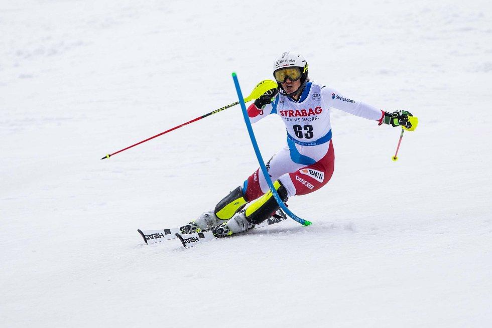 Wendy Holdener Světový pohár ve Špindlerově Mlýně
