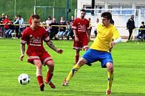 Šlágr I. B třídy: derby Mladé Buky - Staré Buky 0:5