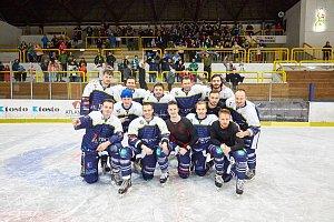 II. hokejová liga: Trutnov - Dvůr Králové