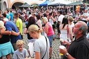 Den lidových řemesel, Žacléř 2015