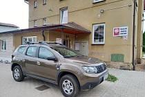 Charita Trutnov má nové auto.