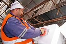 Oprava školní budovy v Bernarticích