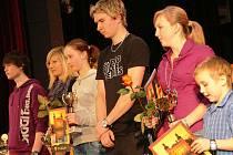 Nejlepší sportovec Vrchlabí 2011, vyhlášení