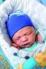 ONDŘEJ CILICH se narodil 3. ledna ve 17.34 hodin. Vážil 3,4 kg a měřil 50 cm. Rodina bydlí v Harrachově.