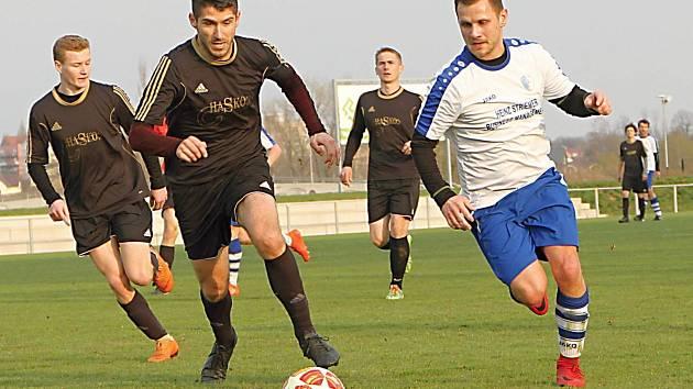 Fotbalisté Vrchlabí chtějí hrát v horní polovině tabulky krajského přeboru.
