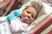 Veronika Heryánová se narodila 12. února v 9.35 hodin rodičům Evě a Pavlovi z Trutnova. Vážila 3,71 kg a měřila 50 cm.