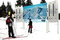 Poslední dubnové lyžování na Černé hoře