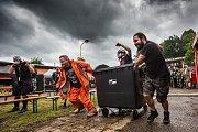 Dvacátý ročník hudebního festivalu Obscene Extreme.
