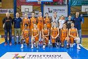 MBK Ružomberok, vítěz basketbalového turnaje O pohár města Trutnova 2018.