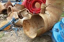 Úpravna vody ve Vrchlabí má za sebou modernizaci za 72 milionů korun. Původní technologie byla šedesát let stará, což se podepsalo na kvalitě materiálu.