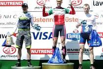 NOVOPACKÝ biker Dan Polman skončil ve své kategorii na druhém místě.