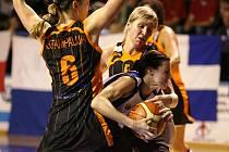 Kara Trutnov - basketbal