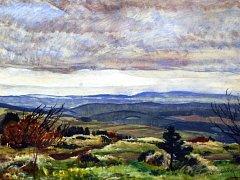 Krajina od Antonína Hudečka