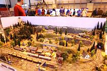 Vstupte do zmenšeného světa železnice