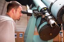 Hvězdárna opět patří mladým astronomům