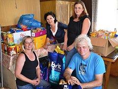 Na Puškvorci se konala charitativní akce
