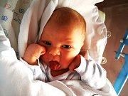 TADEÁŠ JIRÁSEK se narodil 31. ledna v 18.43 hodin. Vážil 3,32 kilogramu a měřil 49 centimetrů. Společně s rodiči Janou a Lukášem bude bydlet ve Svobodě nad Úpou.