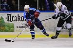 Vrchlabští hokejisté na domácím ledě přestříleli soupeře z Bíliny 10:6.