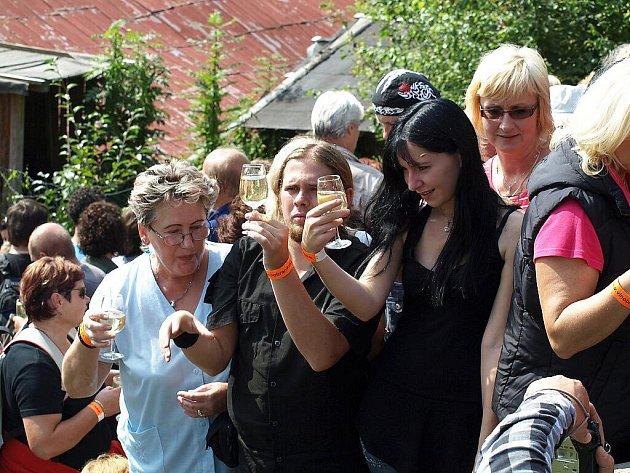 Vinobraní na Kuksu 2010