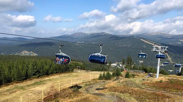 Sobota bude patřit v horském středisku akci Zelený Špindl.