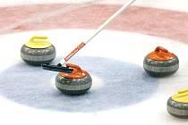 Ilustrační foto - curling